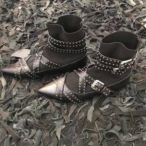 Zara boot shoe